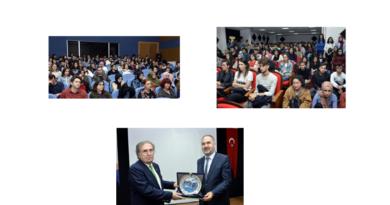 Saraçoğlu, Sinop'ta öğrencilerle buluştu
