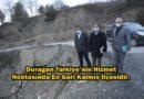 Vekil Karadeniz: Yazık çok yazık, 20 Yıldır Durağan'da 2 km yolu bağlayamadılar…